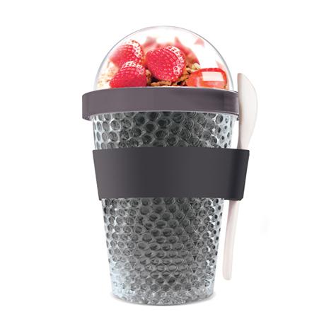 CY2GO-451-BLACK Pojemnik na jogurt