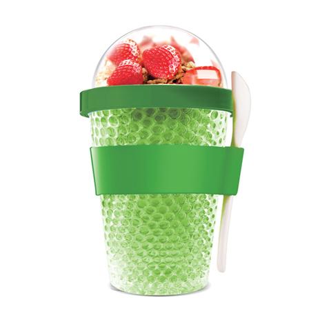 CY2GO-451-LIMEJogo Box chłodzący pojemnik na jogurt lub owoce