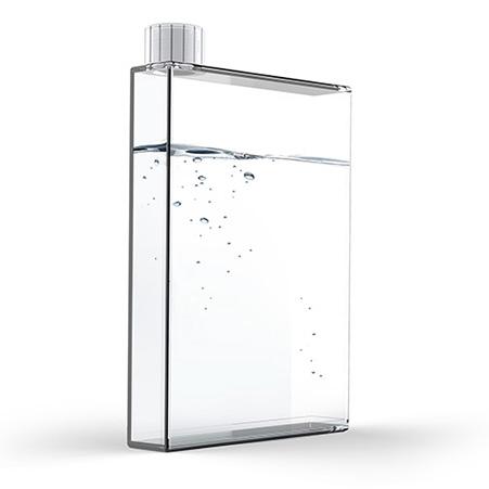 PB10-CLEAR Piersiówka na wodę