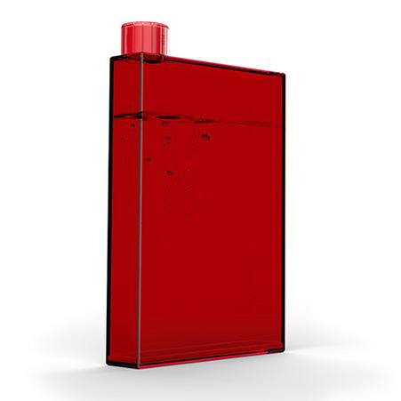 PB10-RED piersiówka na wodę