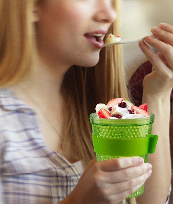 Pojemnik na jogurt
