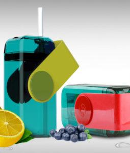 pojemniki na sok dla dzieci