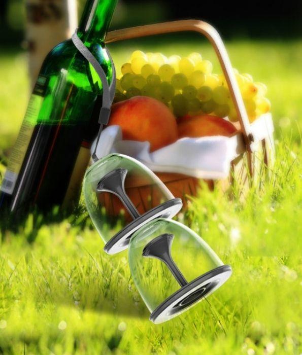 zestaw wyjściowy na pikniku